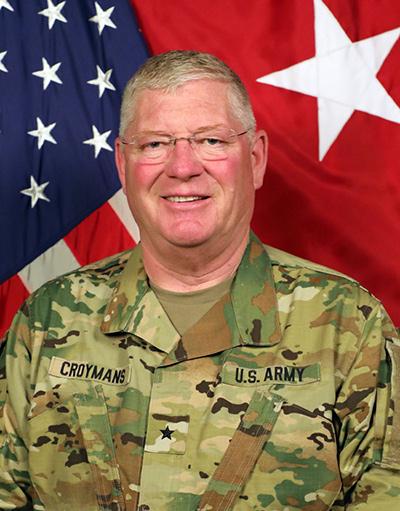 Brigadier General Thomas G. Croymans